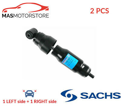 Shock Absorber Set Shockers Rear Sachs 105 820 2pcs I New Oe Replacement • 228.95£
