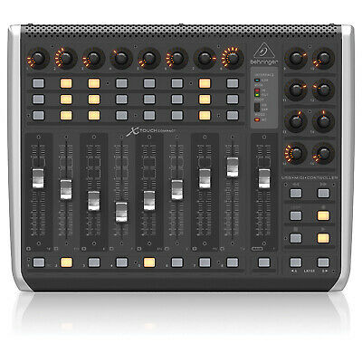 Behringer X-TOUCH COMPACT Universal USB/MIDI Controller • 300£