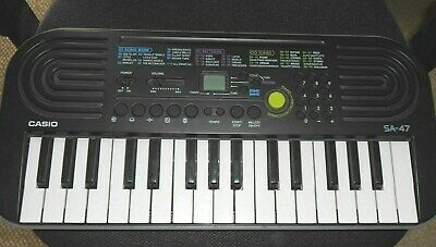 Casio SA-47 Keyboard Excellent Condition • 30£