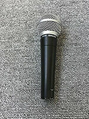 SHURE SM58-LCE Cardioid Dynamic Microphone No Switch Live Performance Recording