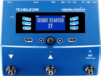 Tc Helicon Voicelive Play • 158.73£