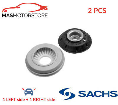 Top Strut Mounting Cushion Set Front Sachs 802 450 2pcs P New Oe Replacement • 70.95£