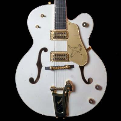 Gretsch White Falcon G6136T Semi Hollow Electric Guitar, Pre-Owned • 2,999£