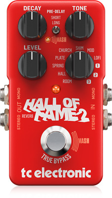 TC Electronic - HALL OF FAME 2 REVERB • 71.95£