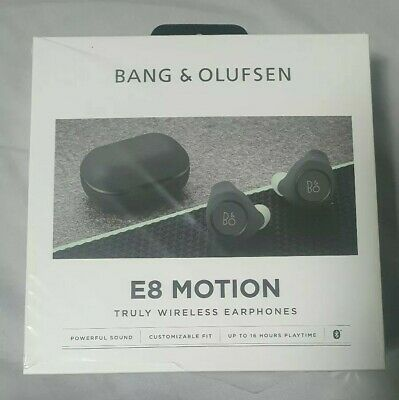 Bang & Olufsen Beoplay E8 2.0 Motion, Graphite, UK Boxed  • 149.99£