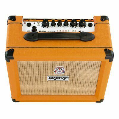Orange Amps Crush 20RT 20 Watt Electric Guitar Combo Amplifier • 161.99£
