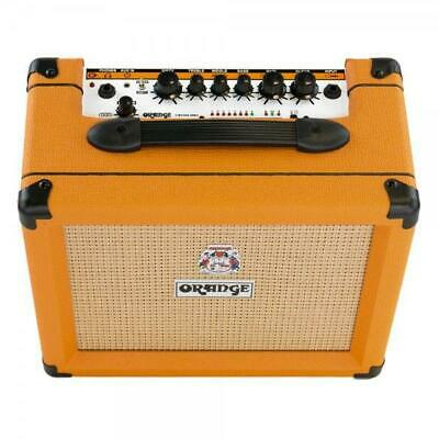 Orange Amps Crush 20RT 20 Watt Electric Guitar Combo Amplifier • 159£