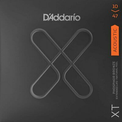 D'Addario XT Acoustic PXT Acoustic Phosphor Bronze - Extra Light - 10-47hosphor  • 15.99£