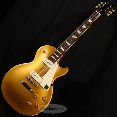 New Gibson Les Paul Standard '50S P90 Gold Top *Yxw589 • 2,136.60£