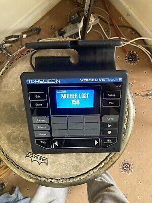 TC-Helicon VoiceLive Touch 2 - Vocal Effects And Looper • 369£