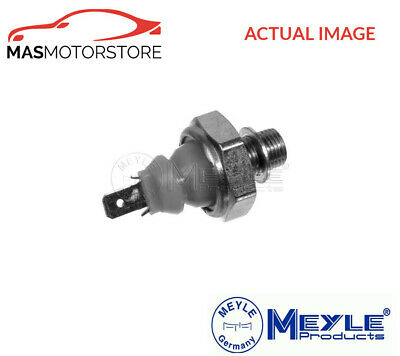 Oil Pressure Sensor Gauge Meyle 100 919 0025 I New Oe Replacement • 12.95£