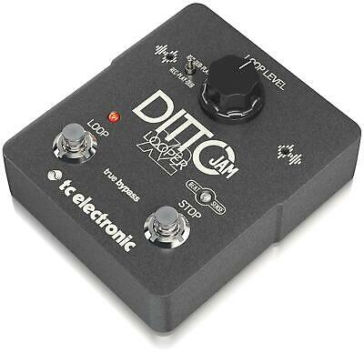 Tc Electronic DITTO JAM X2 LOOPER TC209 • 238.92£