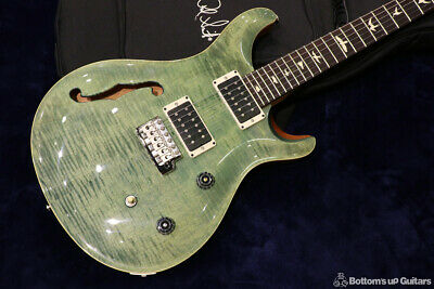 New Paul Reed Smith Prs {Bug} Ce 24 Semi-Hollow-Trampas Green- *Dxv243 • 2,423.55£