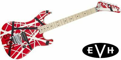 New Evh Eveh Striped Series 5150 Red *Fdx550 • 1,746.84£