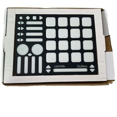 Keith McMillen Instruments - QuNeo - 3D Multi-Touch Pad Midi-Controller RRP £230 • 150£