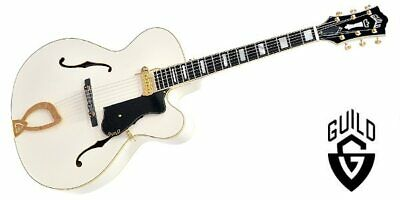 New Guild A-150 Savoy Special Snowcrest White *Tcq651 • 1,849.07£