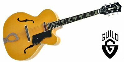 New Guild A-150 Savoy Blonde *Wbs737 • 1,478.62£