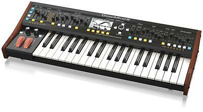 Behringer DEEPMIND 6 True Analogue 6-Voice Polyphonic Synthesizer ZB915 • 718.93£