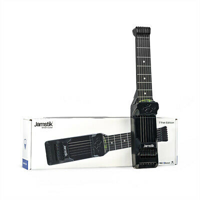 Jamstik 7 Compact IOS PC Guitar Trainer, J7-BLE-BK-R, Right Handed • 134.16£