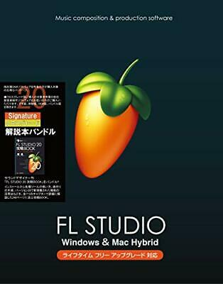 Image-Line Software FL Studio 20 Signature Cross Grade Commentary ... From Japan • 234.75£