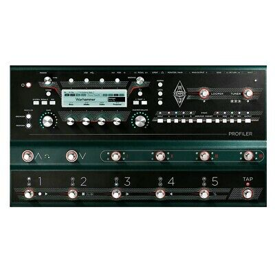 Open Box Kemper Amps Profiler Stage Floorboard Amp And Effects Modeler • 1,168.43£