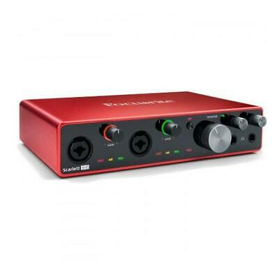 Focusrite SCARLETT 8I6 3RD GEN USB Audio Interface *GREAT VALUE* • 253.46£