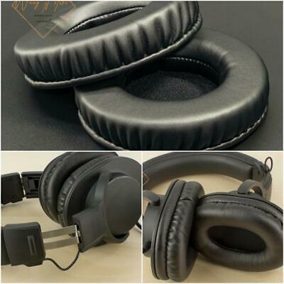 Soft Leather Ear Pads Foam Cushion EarMuff For Audio-Technica ATH-M20x Headphone • 6.88£
