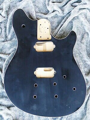 EVH Wolfgang Special Guitar Body - Matte Stealth Black 2011 Hard-tail Flat-top • 191.67£