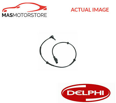 Abs Wheel Speed Sensor Front Delphi Ss20241 P New Oe Replacement • 31.95£
