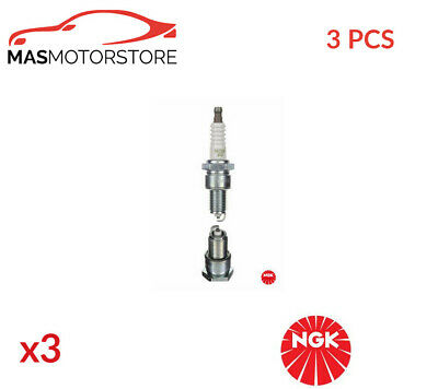 Engine Spark Plug Set Plugs Ngk 2828 3pcs G New Oe Replacement • 20.95£