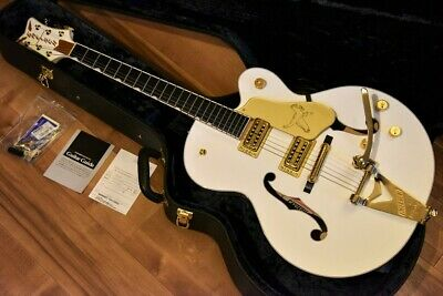 Gretsch G6136T-White Falcon Players Edition White Free Shipping MINT • 3,292.45£
