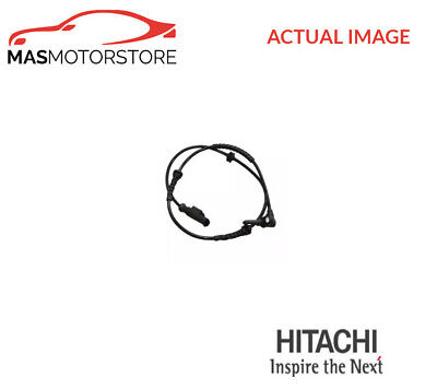 Abs Wheel Speed Sensor Front Hitachi 131634 P New Oe Replacement • 32.95£