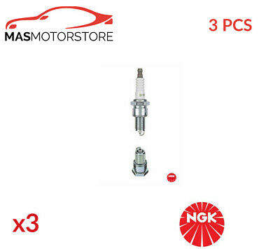 Engine Spark Plug Set Plugs Ngk 3153 3pcs I New Oe Replacement • 21.95£