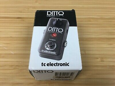 TC Electronic - DITTO LOOPER • 49£