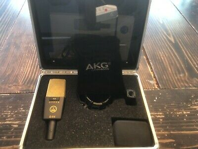 AKG C414 XLII  Reference Multi Pattern Condenser Microphone • 528.53£