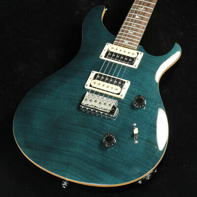 Paul Reed Smith: Electric Guitar PRS SE Custom 24 Whale Blue WB • 802.97£