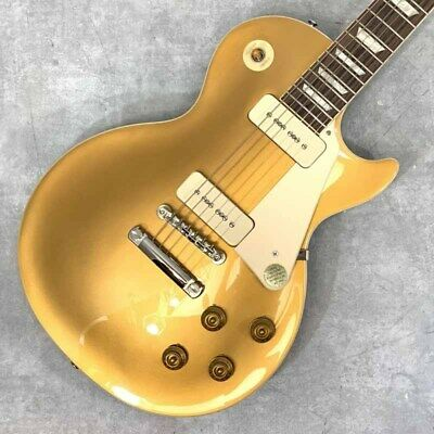 Gibson: Electric Guitar Les Paul Standard 50s P90 Gold Top • 2,264.92£