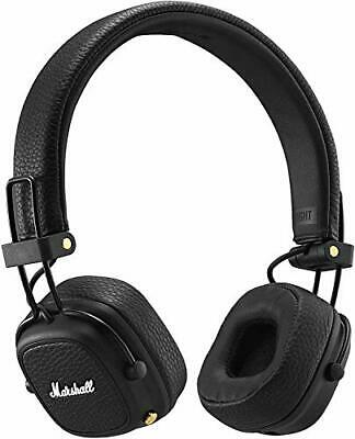 Marshall Major III Foldable Bluetooth Headphones - Black • 103.12£