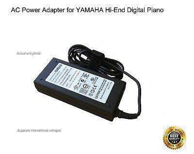 AC Adapter Power Supply For Yamaha Clavinova CLP-635B Digital Piano CLP635B • 52.14£