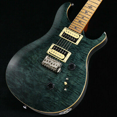 Paul Reed Smith: SE CUSTOM 24 ROASTED MAPLE GRAY BLACK NATURAL BACK GN • 852.46£