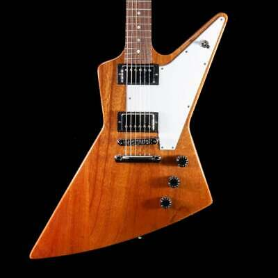 Gibson Explorer Electric Guitar In Antique Natural • 1,449£