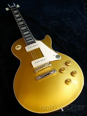 Gibson Les Paul Standard 50s P90 Gold Top -Gold- #133090289 • 2,228.94£