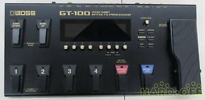 Boss GT-100 Multi Effects Guitar Effect Pedal With Power Cord USED From Japan C • 262.40£
