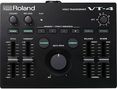 Roland VT-4 Voice Transformer AIRA Effect Processor 100% Genuine From Japan • 265.34£