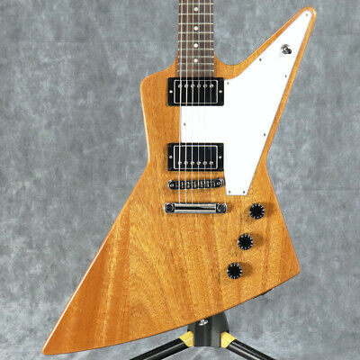 Gibson 2019 Explorer Antique Natural Guitar *Fyl420 • 1,566.74£