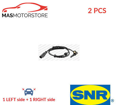 Abs Wheel Speed Sensor Pair Front Snr Asb15309 2pcs P New Oe Replacement • 51.95£
