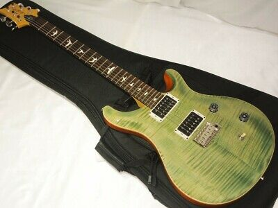 Paul Reed Smith: Electric Guitar CE24 Trampas Green USED • 1,764.57£