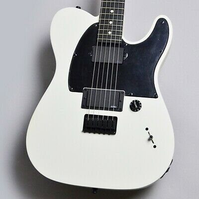 Used Fender Jim Root Telecaster Flat White Guitar *Lhy599 • 1,016.50£