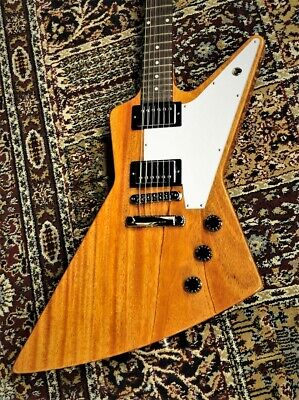 Gibson Explorer --Antique Natural- 2020 Guitar *Nmd550 • 1,566.74£