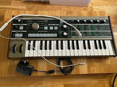 Korg Microkorg Synthesizer And Vocoder Keyboard Good Condition With Microphone • 169.99£